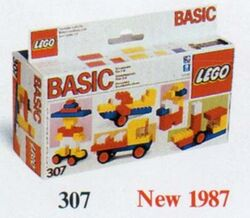 307 Basic Building Set