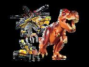 5886 La chasse du T-Rex 5