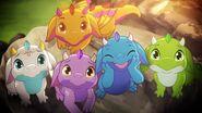 Bébés dragons 2-Teaser 2016
