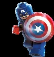 Captain America LMSH