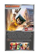 Carte Wolverine en