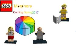 LEGO Morphers