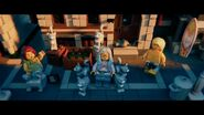 The LEGO Movie BA-Mme Griffe-Poste