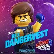 Vignette LEGO Movie 2 Chris Pratt 2