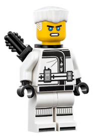 Zane (The LEGO Ninjago Movie