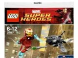 30167 Iron Man vs. Fighting Drone