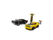 75893 Dodge Challenger SRT Demon 2018 et Dodge Charger R T 1970 2