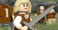 Eowyn Warg Attack