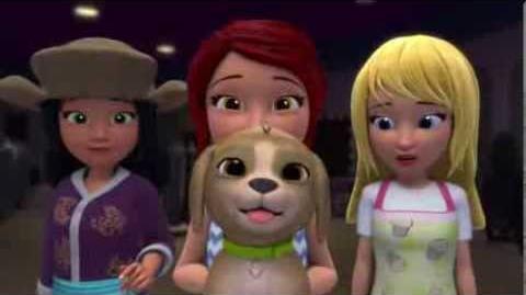"""LEGO Friends - Μουσικό Βίντεο """"Η δύναμη της φιλίας"""""""