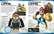 Legends of Chima Character Encyclopedia 2
