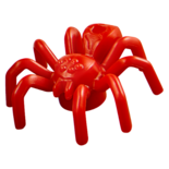 Red Jungle Spider