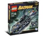 7780 The Batboat: Hunt for Killer Croc