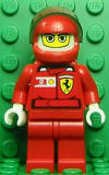 Ferrari F1 Driver 1