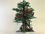 Ideas Projet Treehouse