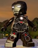 Iron Man Mark 16 Video Game Variant