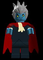 Specter of Ebenezer Crabbe