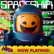 The LEGO Movie Benny 4