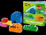 10560 Les animaux de la jungle