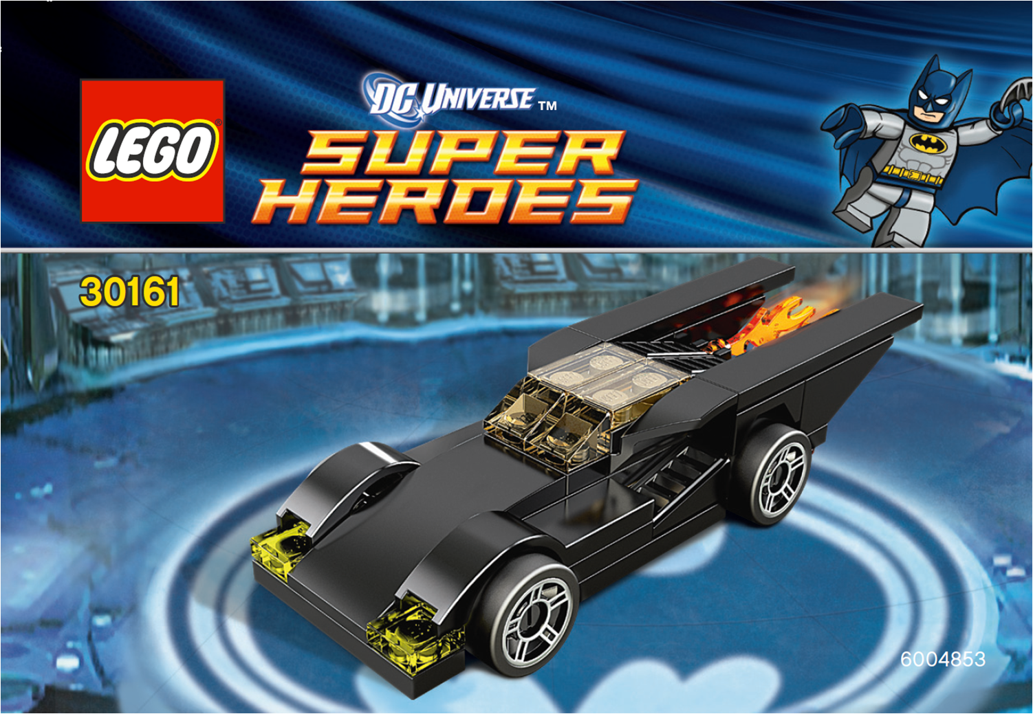 30161 Batmobile Brickipedia Fandom Powered By Wikia