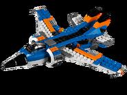 31008 L'avion de chasse