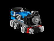 31054 Le train express bleu 2