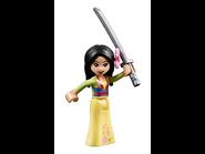 41151 L'entraînement de Mulan 5