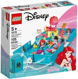 43176 Ariel's Storybook Adventures Box