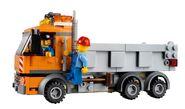 4434 Le camion à benne basculante 2