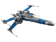 75149 X-wing Fighter de la Résistance