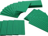991223 Small Green Plates Pack