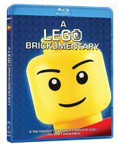 Brickumentary Blu-Ray