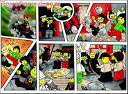 Dragon fortress comic 1
