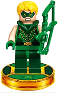 Green Arrow toytag