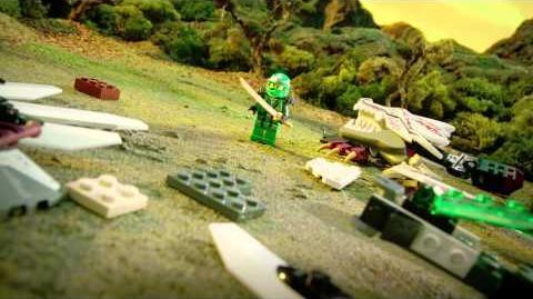 LEGO Ninjago - Epic Battle