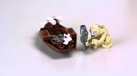 LEGO The Hobbit - Riddles of the Ring 79000