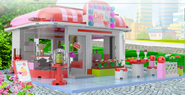 Lego Friends Cafe