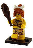 Lego cave woman s5