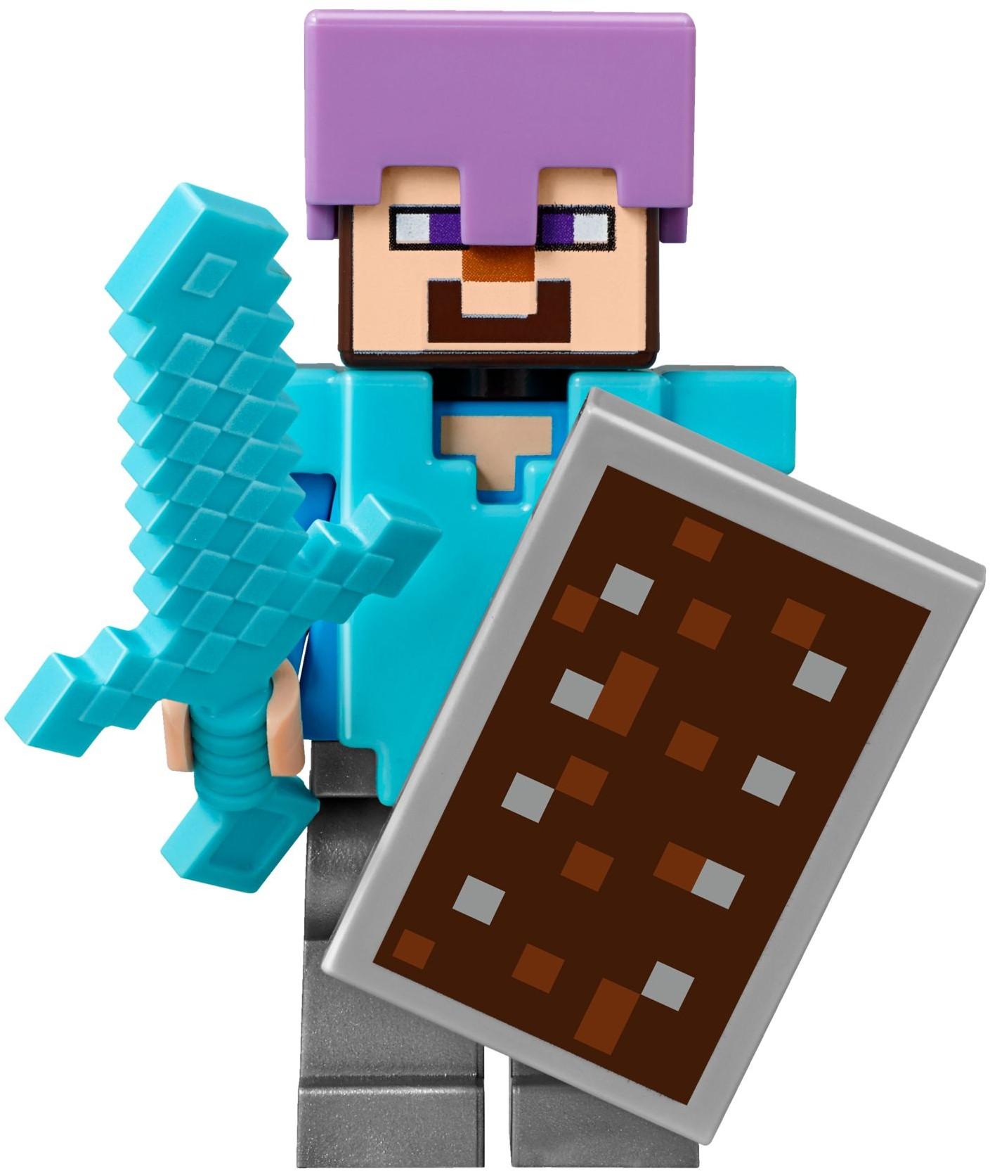 Steve Minecraft Brickipedia Fandom