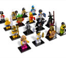 LEGO Minifigures Serie 2 8684