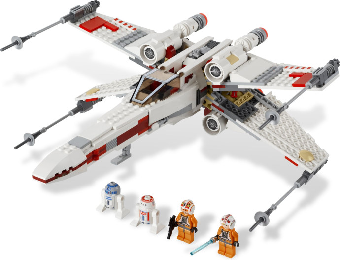 x wing starfighter 9493 lego wiki fandom powered by wikia. Black Bedroom Furniture Sets. Home Design Ideas