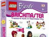 LEGO Friends : Brickmaster - Chasse au trésor à Heartlake City