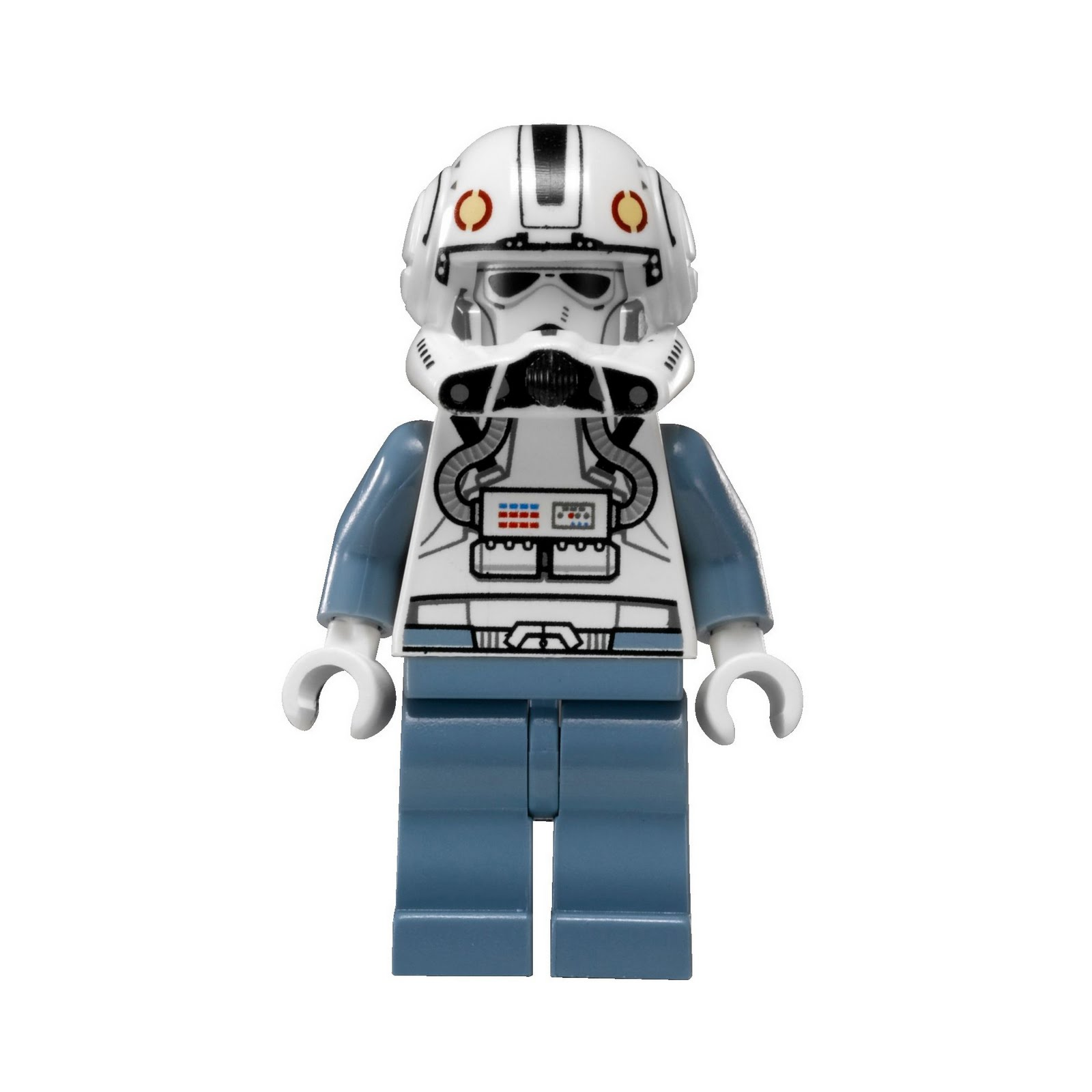 LEGO STAR WARS  CAPTAIN JAG MINIFIGURE WITH BLASTER NEW