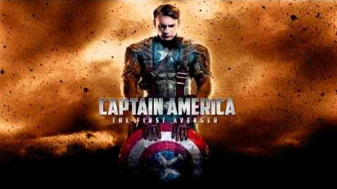 Captain America The First Avenger Soundtrack -27- Captain America March