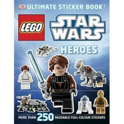 LEGO Star Wars Heroes Ultimate Sticker Collection