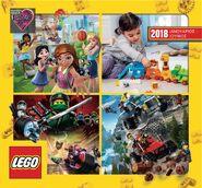 Κατάλογος προϊόντων LEGO® για το 2018 (πρώτο εξάμηνο) - Σελίδα 001