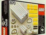 870 Technical Motor, 4.5V