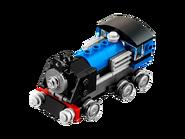 31054 Le train express bleu