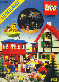 6000-Idea Book Legoland