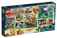 Fledermaus-Angriff auf den Elfen-Sternbaum 41196 Box Rückseite