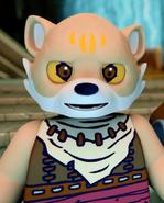 Fox man